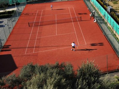 Campo Tennis in RedClay - Ganzirri (ME) - 2008